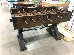 well universal foosball table well universal foosball table industrial table universal foosball