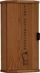 surface mount fire extinguisher cabinets wooden surface mounted wood fire extinguisher cabinet