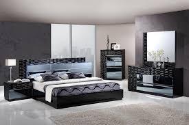 Black And White Furniture Bedroom Bed Global Furniture Dolce Set Dolce B