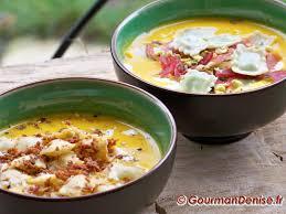cuisiner les ravioles velouté de potimarron aux ravioles du dauphiné moelleuses ou