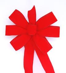 handmade wreath bows