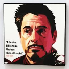 iron man wall decal etsy iron man tony stark quotes marvel wall art decals gift glossy acrylic canvas prints perfect