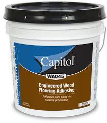 wa045 basic engineered wood flooring adhesive