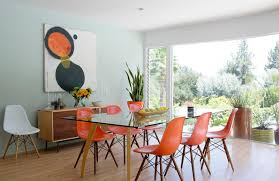 mid century dining table and chairs have fun meals with these delish mid century modern dining room