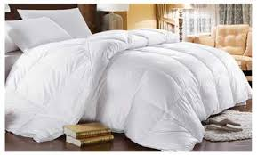 the seasons collection light warmth white goose down comforter down alternative comforters deals coupons groupon