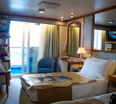 Two Twin Beds by Day 2 Departing San Francisco On Star Princess Avid Cruiser