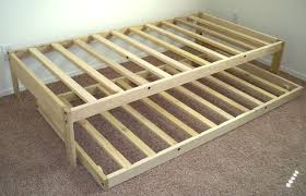 Nomad Bed Frame Nomad Bed And Trundle Bed Set Free Shipping Decorating Ideas
