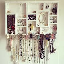 necklace earring display box images 30 brilliant diy jewelry storage display ideas for creative juice jpg