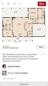 44 best floor plans images on pinterest house floor plans