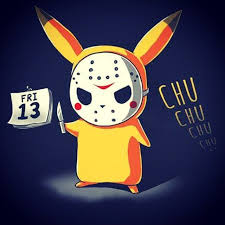 pikachu friday the 13th pictures photos and images for