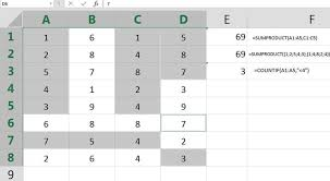 definition and use in excel worksheets
