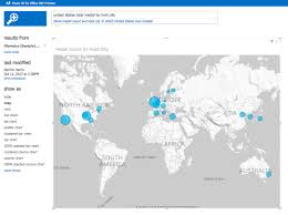 Microsoft Map Gigaom A Peek Inside Microsoft U0027s New U0027design First U0027 Development
