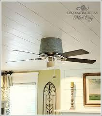 Design Ideas For Galvanized Ceiling Fan Unique Ceiling Fan Home Decor Hvac Painting The Cost Me