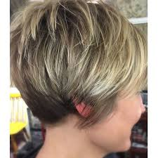 back view of wedge haircut this pin was discovered by car cing ideas pinterest
