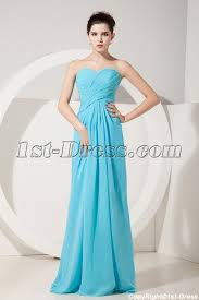 silver plus size bridesmaid dresses aqua empire sweetheart floor length chiffon plus size bridesmaid