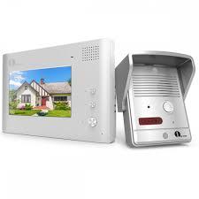 Front Door Monitor Camera by Video Door Phone