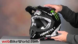 monster motocross helmets airoh aviator helmet youtube