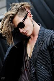 best 10 long undercut men ideas on pinterest undercut long hair