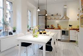 Adorable Apartment Dining Table With  Best Ideas About Small - Apartment kitchen table