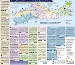 Gulf Stream Map Nova Scotia Lighthouses Brochure U2013 Gulf Stream Cottage Tanya