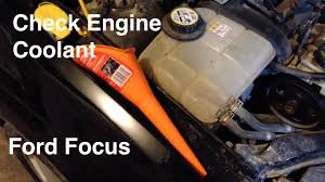 2000 ford focus engine for sale 2000 2007 ford focus coolant antifreeze reservoir