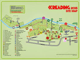 Festival Map Reading Festival Map Image Gallery Hcpr