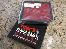 lexus uk forum ca fs tom u0027s super ram ii high performance air filter 01 06