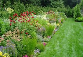 flower garden layout plans perennial garden ideas plan outdoor furniture perennial garden
