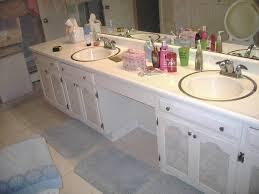 image of ada residential bathroom layouts bathroom vanity with