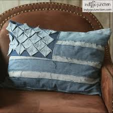 Blue Union Jack Cushion Patriotic Pillows Sewing Pattern From Indygo Junction U2013 Indygojunction