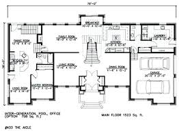 inlaw suite house plans with in suite digitaldimensions co