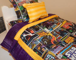 star wars crib bedding etsy