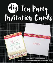 make your own invitations free printables and ideas