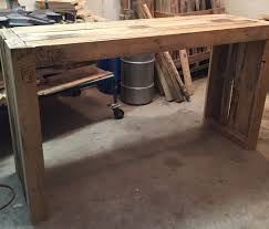 Pallet Furniture Bar Pallet Bar Table Pallets Bar And Pallet Projects