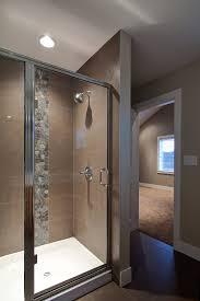 river rock bathroom ideas