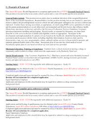 Lpn Nursing Resume Examples by Lpn Sample Resume