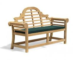 Bench Cushions For Outdoor Furniture by Lutyens Bench Cushion Medium Benches Lutyens Bench And Bench
