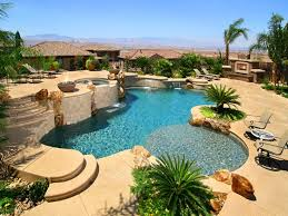 Backyard Landscaping Las Vegas Poolimage4 Jpg