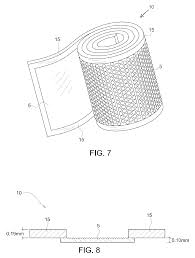 patent us8530720 thermally conductive metal based bandages to