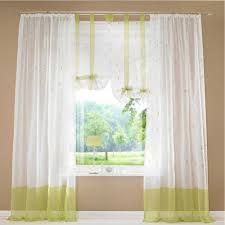 Shabby Chic Balloon Curtains by Balloon Curtain