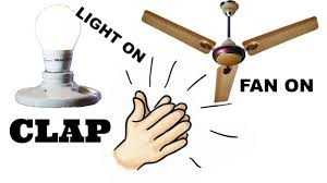 clap to turn off lights how to make a clap switch at home control your light fan just using