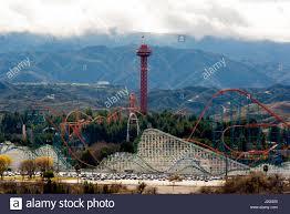 six flags magic mountain usa california santa clarita six flags magic mountain amusement