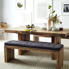 Narrow Dining Room Tables Dining Room Furniture With Bench Narrow Dining Table Homes