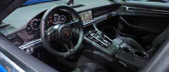 porsche panamera 2017 price 2017 porsche panamera 4s and turbo every techie s dream car slashgear