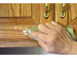 cleaning kitchen cabinets with baking soda how to clean grease from kitchen cabinet doors baking powder pop