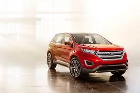 ford crossover 2016 ford edge 2016 un crossover quasi premium l u0027argus