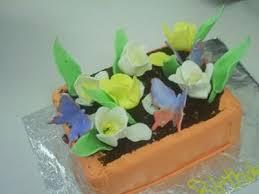 garden cakes http www cake decorating corner com