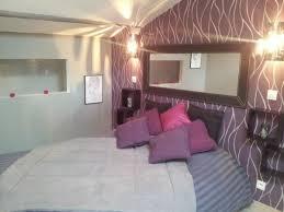 chambre violet et gris chambre violet aubergine fabulous chambre bleu violet fr sur