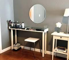 vanity make up table diy dressing table vanities build your own vanity large size of