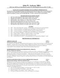 Account Manager Resume Examples Regional Sales Manager Resume Resume For Your Job Application